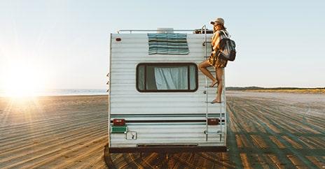 ADAC Campingstation